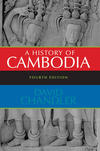 A History of Cambodia book cover
