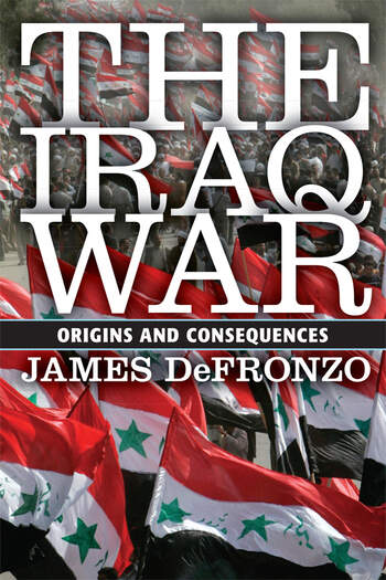 The Iraq War Origins and Consequences book cover