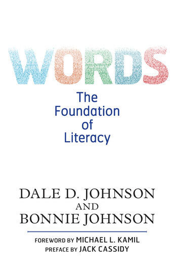 Words The Foundation of Literacy book cover