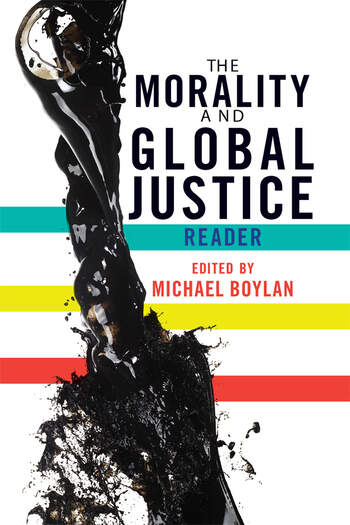 The Morality and Global Justice Reader book cover