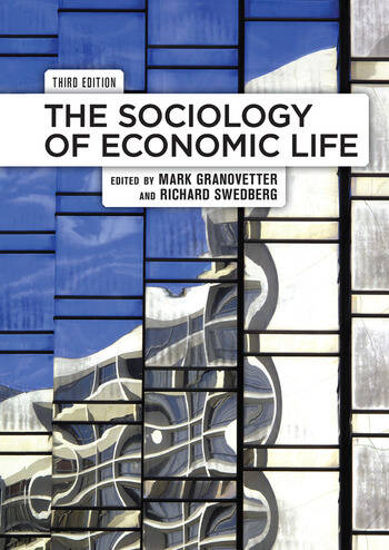 The Sociology of Economic Life book cover