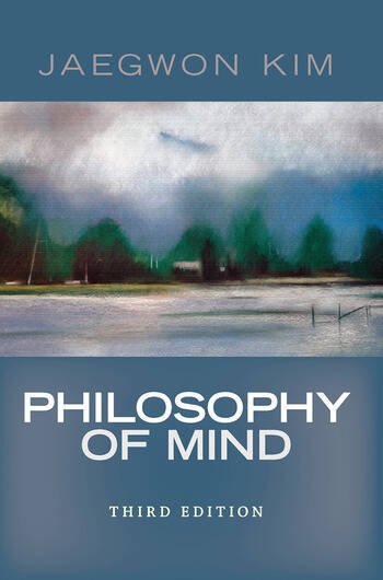 Philosophy of Mind book cover