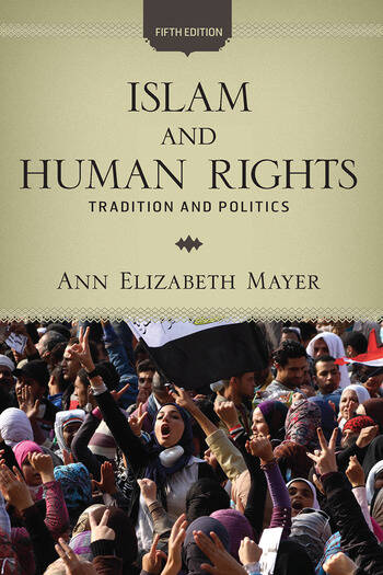 Islam and Human Rights Tradition and Politics book cover