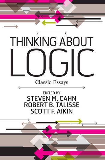 Thinking about Logic Classic Essays book cover