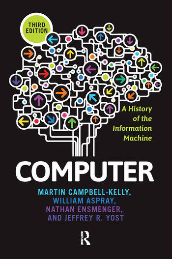 Computer A History of the Information Machine book cover