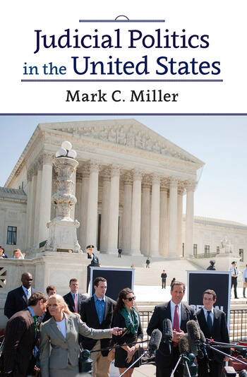 Judicial Politics in the United States book cover