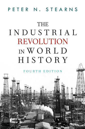 The Industrial Revolution in World History book cover