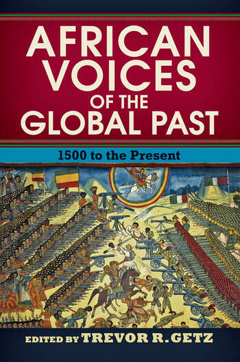 African Voices of the Global Past 1500 to the Present book cover