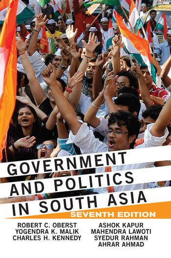 Government and Politics in South Asia book cover