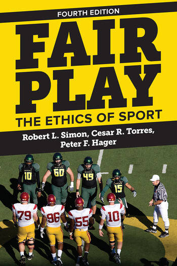 Fair Play The Ethics of Sport book cover