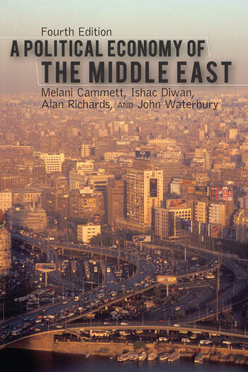 A Political Economy of the Middle East book cover