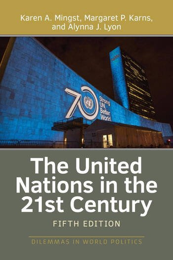 The United Nations in the 21st Century book cover