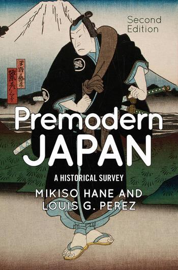 Premodern Japan A Historical Survey book cover
