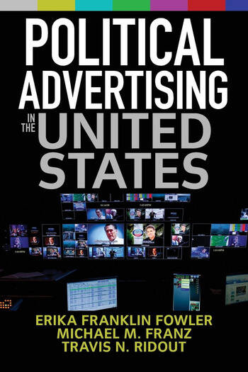 Political Advertising in the United States book cover