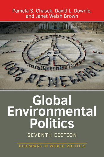 Global Environmental Politics book cover