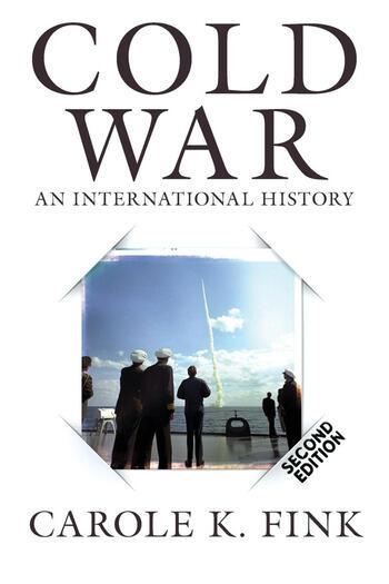 Cold War An International History book cover