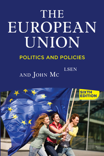 The European Union Politics and Policies book cover
