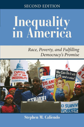 Inequality in America Race, Poverty, and Fulfilling Democracy's Promise book cover