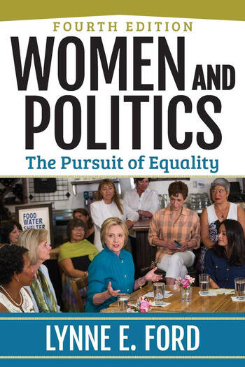 Women and Politics The Pursuit of Equality book cover