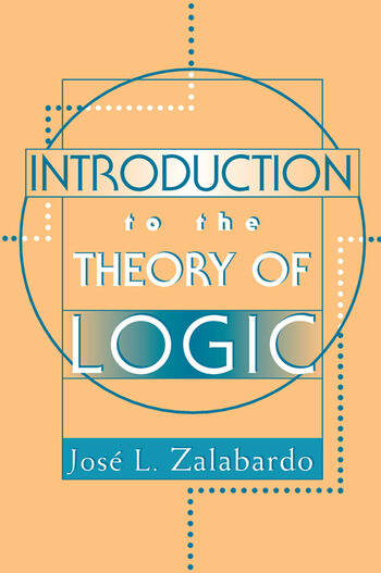 Introduction To The Theory Of Logic book cover