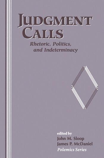 Judgment Calls book cover
