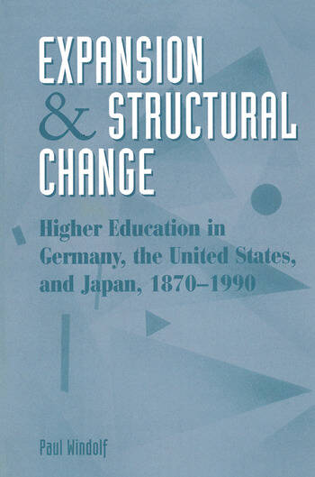 Expansion And Structural Change book cover