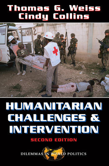 Humanitarian Challenges And Intervention Second Edition book cover