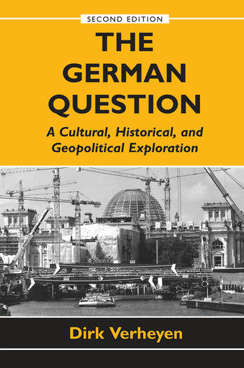 The German Question book cover
