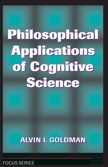 Philosophical Applications Of Cognitive Science book cover