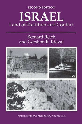 Israel Land Of Tradition And Conflict, Second Edition book cover