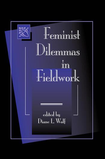 Feminist Dilemmas In Fieldwork book cover