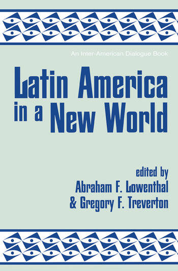 Latin America In A New World book cover