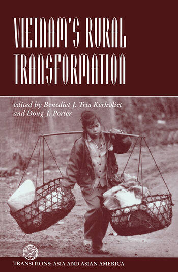 Vietnam's Rural Transformation book cover