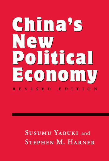 China's New Political Economy Revised Edition book cover