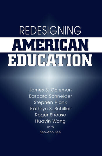Redesigning American Education book cover