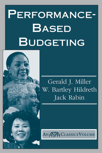 Performance Based Budgeting book cover
