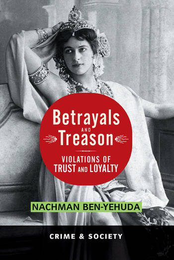 Betrayals And Treason Violations Of Trust And Loyalty book cover