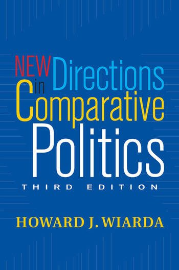 New Directions In Comparative Politics book cover