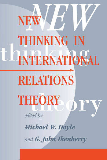New Thinking In International Relations Theory book cover