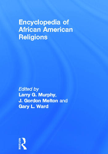 Encyclopedia of African American Religions book cover
