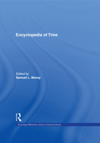 Encyclopedia of Time book cover