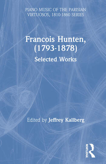 Francois Hunten, (1793-1878) Selected Works book cover