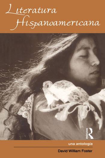 Literatura Hispanoamericana Una Antologia - An Anthology book cover