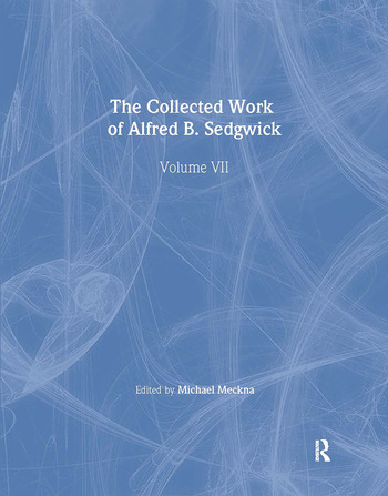 The Collected Works of Alfred B. Sedgwick book cover