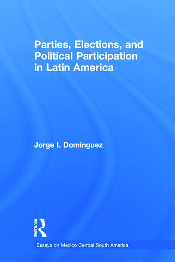 Parties, Elections, and Political Participation in Latin America book cover