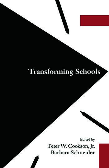 Transforming Schools book cover