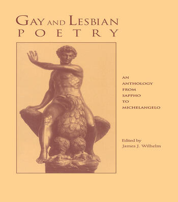 Gay and Lesbian Poetry An Anthology from Sappho to Michelangelo book cover