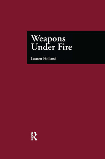 Weapons Under Fire book cover