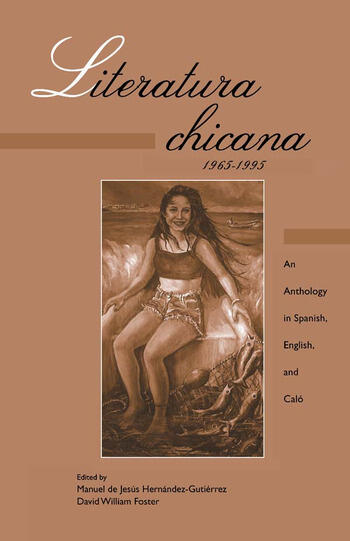 Literatura chicana, 1965-1995 An Anthology in Spanish, English, and Calo book cover
