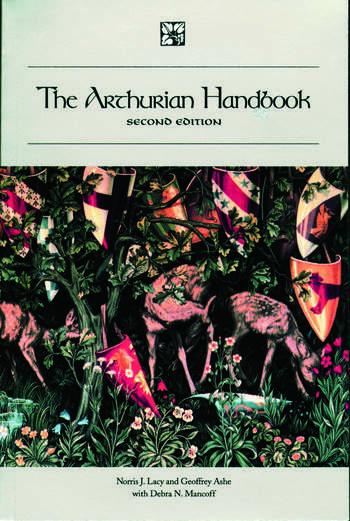 The Arthurian Handbook Second Edition book cover